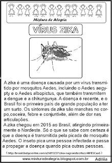 Texto sobre o zika vírus