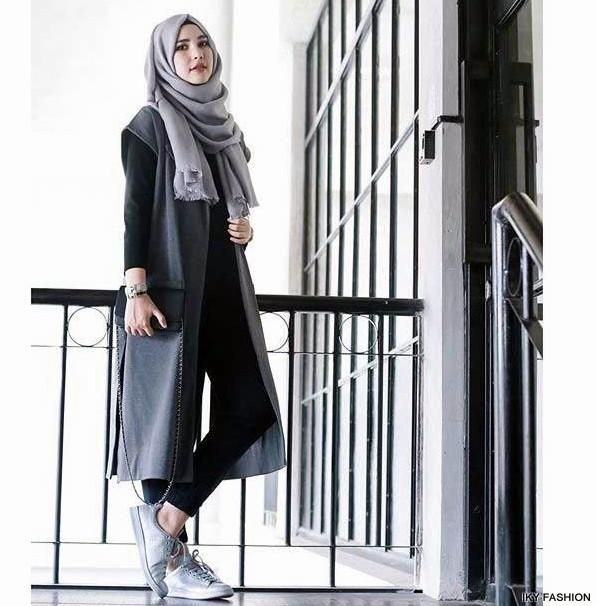 cara memadukan lipstik dan hijab yang benar agar terlihat cantik