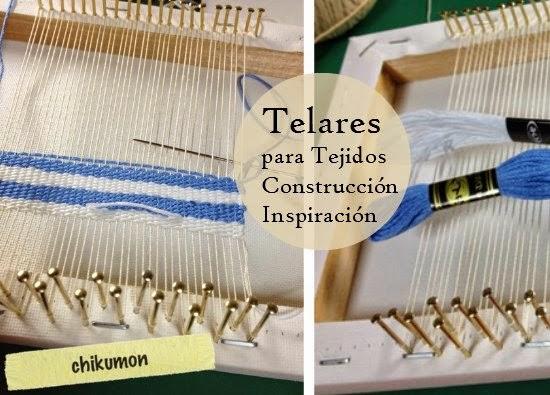 Como hacer Telares Caseros para Tejer