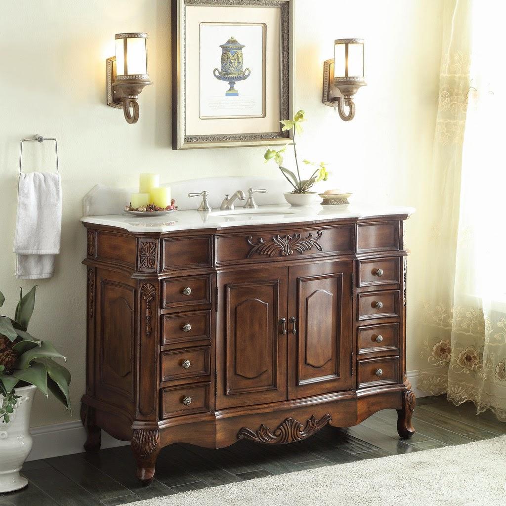 Discount Bathroom Vanities Antiquity with Antique Bathroom Vanity