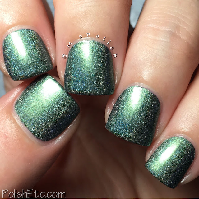 Nine Zero Lacquer - Men of Letters Collection - McPolish - Wayward Son