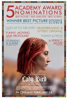 Film Lady Bird 2018 di Bioskop
