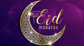 happy eid mubarak status