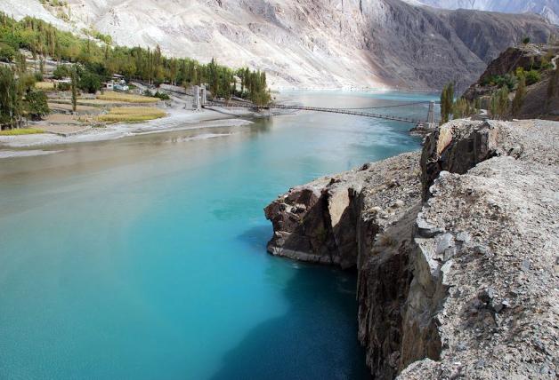Khalti Lake