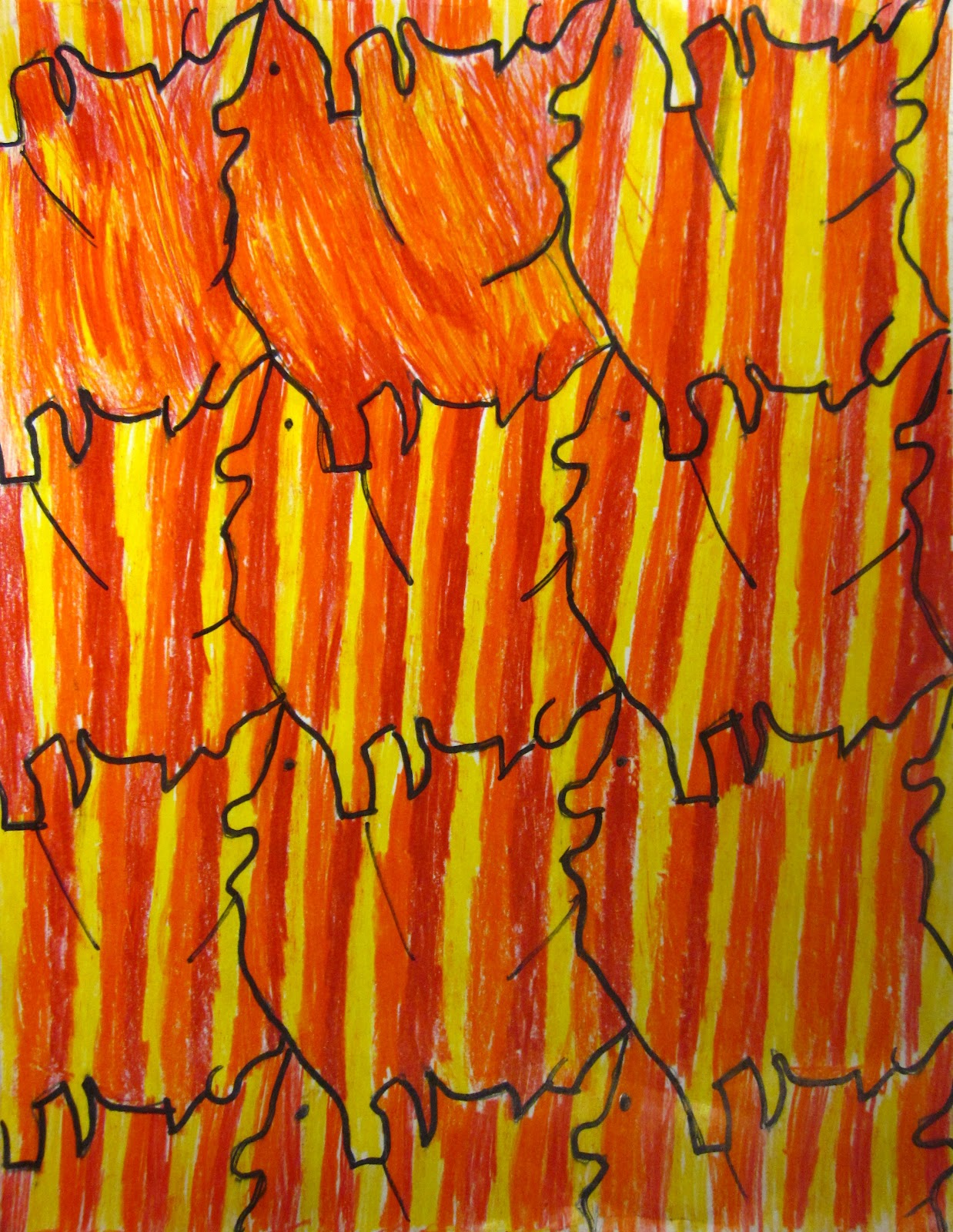 Tessellation Art Lesson Plans 4th Grade