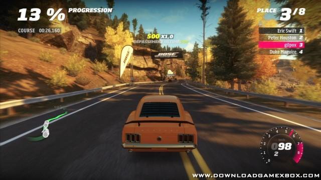 Forza Horizon [Region Free][ISO] - Download Game Xbox New Free