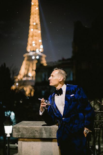 PARIS MENS FASHION