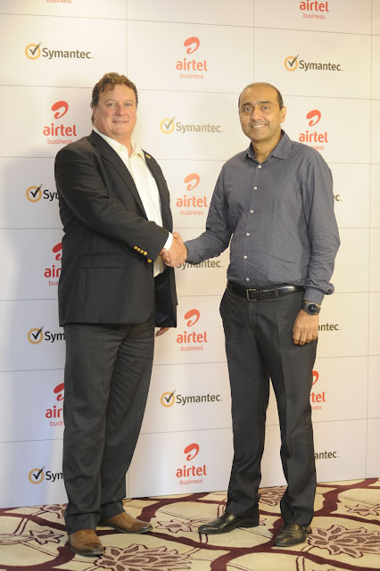 Airtel and Symantec announce Strategic Partnership to offer Leading Cyber Security Solutions to Businesses in India