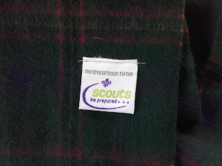 Gilwell Park scarf