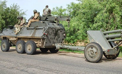 Military, Boko Haram Battle For CDS Town