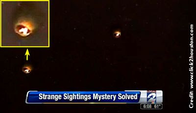 Authorities Solve 'Fireball' UFO Mystery 3-25-13