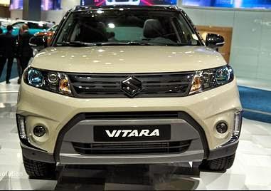 2017 Suzuki Grand Vitara Design And Price