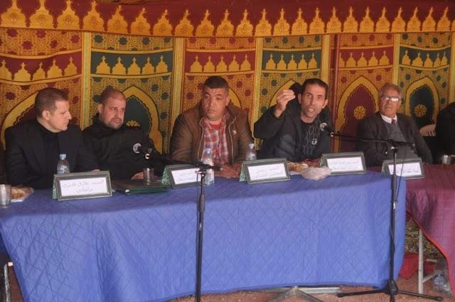 تنظيم لقاء تواصلي حول مشاكل الفلاح بجماعة سيدي عبد الخالق
