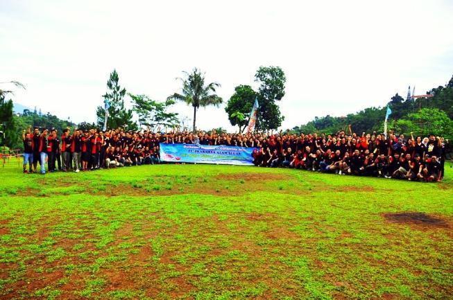 Tempat untuk Outbound Bogor