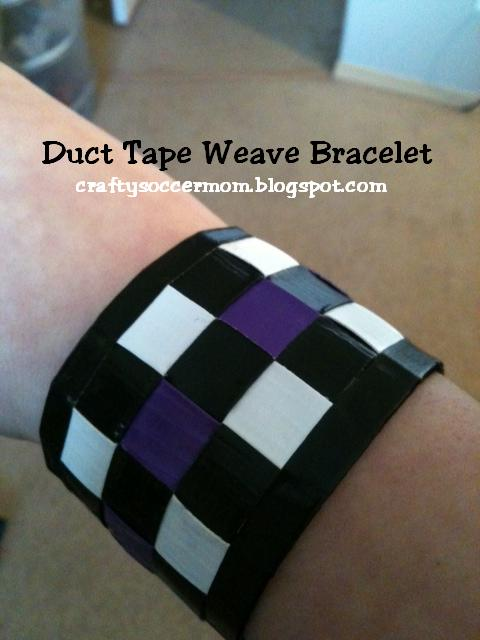 Crafty Soccer Mom My Duct Tape Crafts