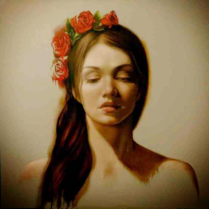 Британский художник. Al Saralis