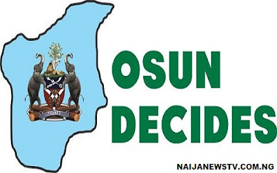2018 Osun Gubernatorial Election Result From all LGAs