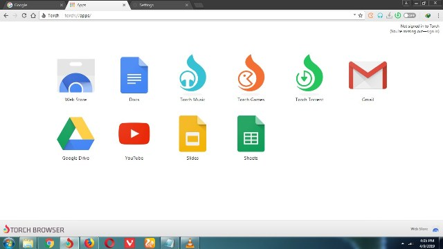 Torch Browser Offline Download Free for Windows 10, 7, 8 1