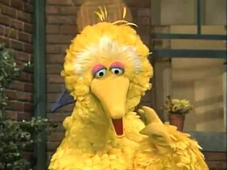 Big Bird (c) Sesame Street