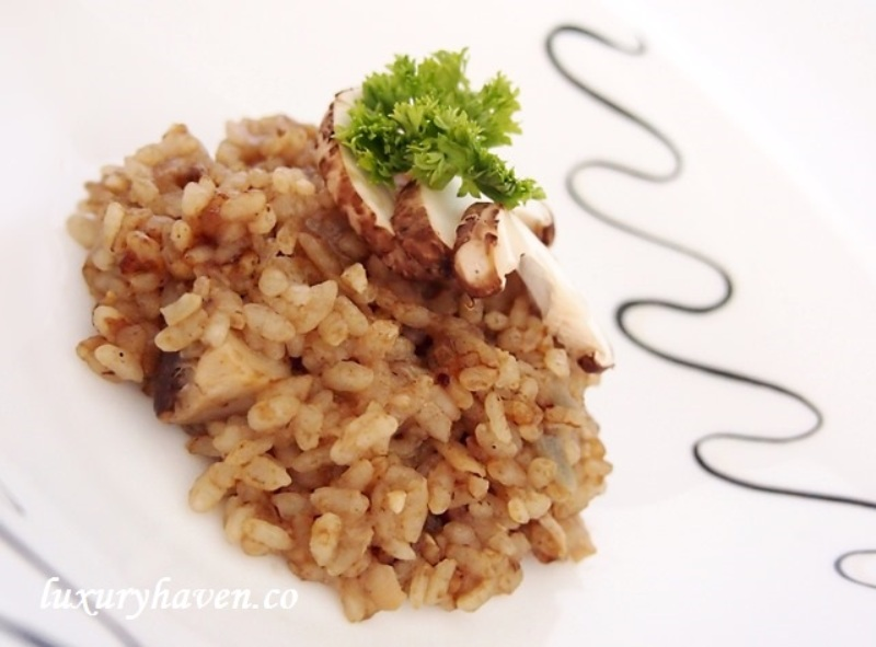 brands chicken essence mushroom risotto recipes