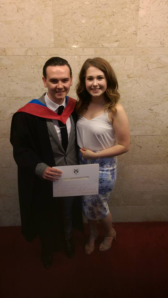 University Graduation July | Wasted Little PJ Scottish Male Lifestyle Blog