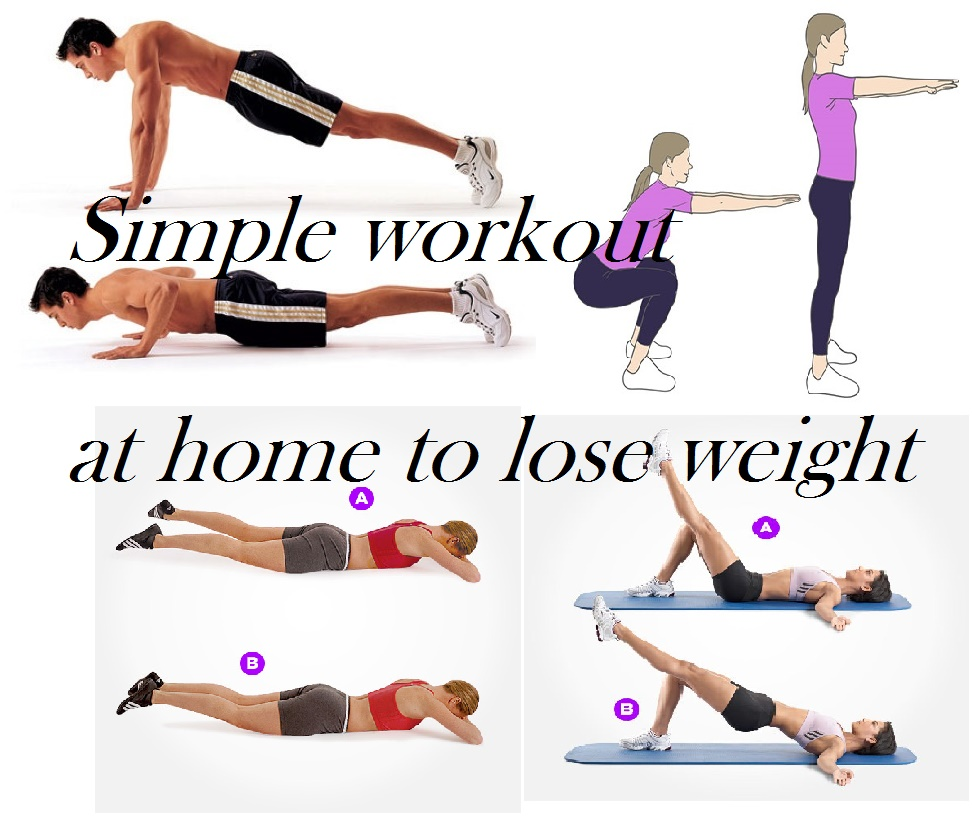 simple workout for weight loss