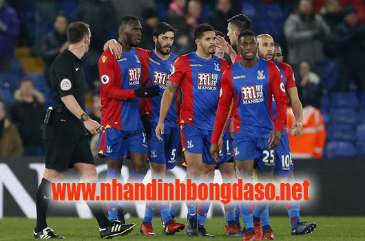 Crystal Palace vs Burnley www.nhandinhbongdaso.net