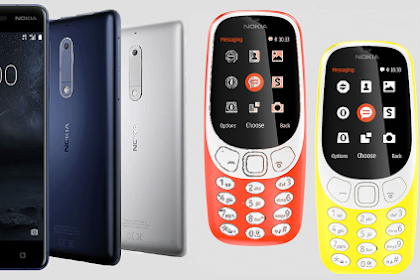 New Nokia 2017 Manual and Tutorial