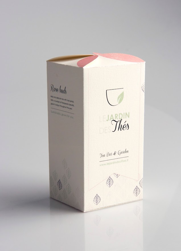 Le Jardin Des Thes (Student Project) on Packaging of the World - Creative Package Design Gallery