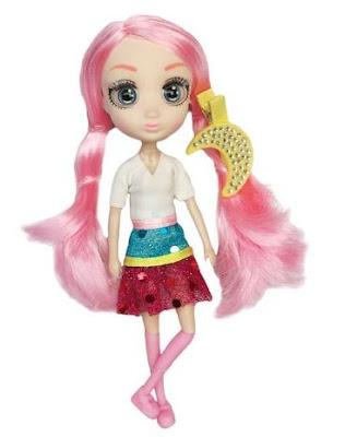 Shibajuku Girls Suki mini doll 15 cm