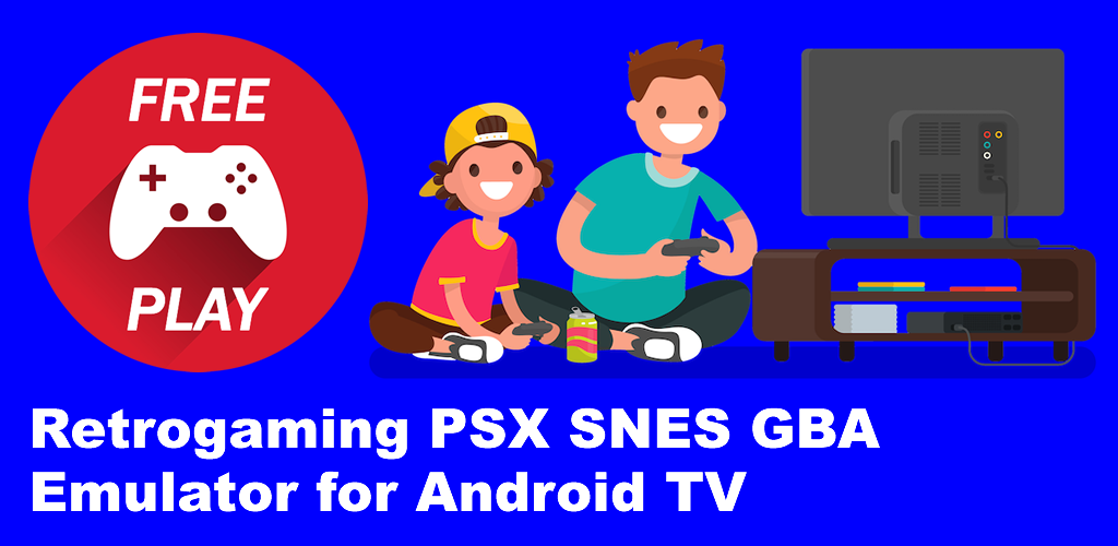 NEO Emulation - Retrogaming Emulator for Android PSX SNES GBA NES