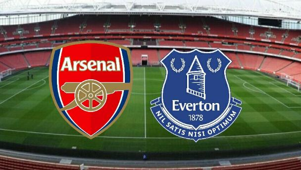 Prediksi Arsenal vs Everton Sabtu 3 Februari 2018