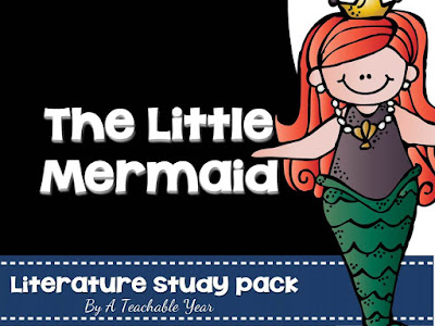 The Little Mermaid { Free Pack }