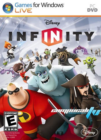 Disney Infinity Gold Collection PC Full Español