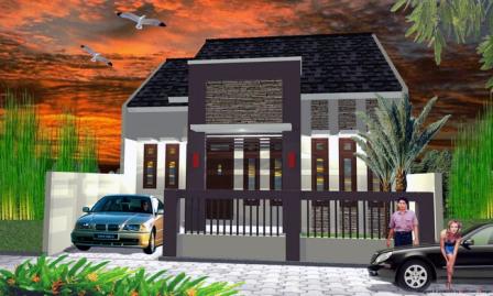 desain rumah impian untukmu minimalis dan sederhana
