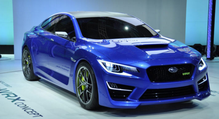 2018 Subaru WRX STI Twin Turbo
