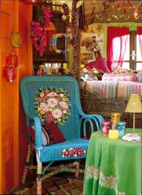 La Vie Boheme 10 Inspiring Bohemian Spaces