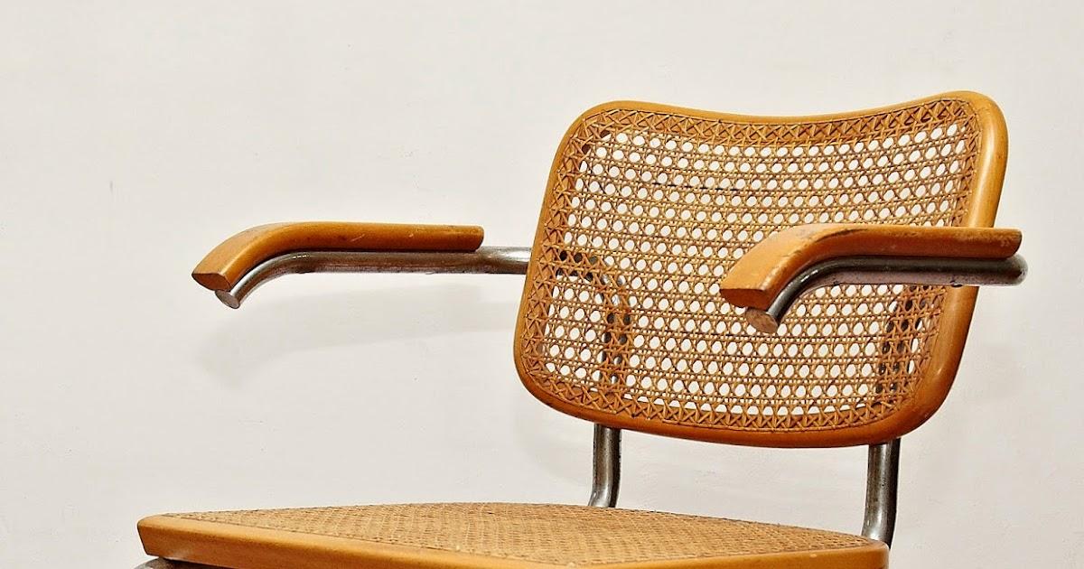 Ourso Designs Marcel Breuer Cesca Chair 1928