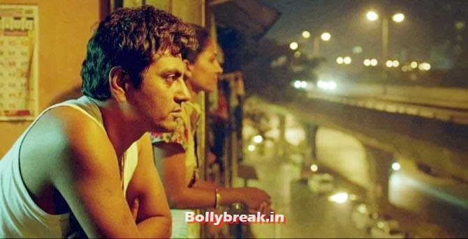 Nawazuddin Siddiqui in Bombay Talkies, The Top 10 Bollywood performances of 2013