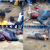 Notorious Rapist Beaten And Burnt To Death In Lagos (See  Photos)