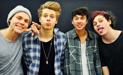 """Lirik Lagu 5 Seconds of Summer - Broken Home"""
