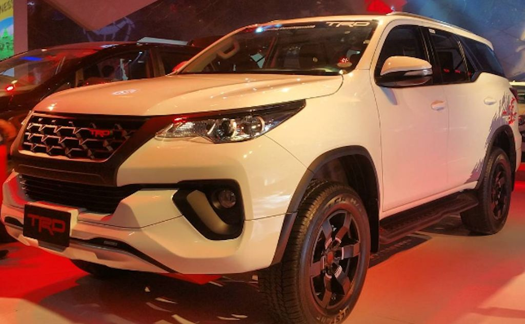 Toyota Motor Philippines Introduces Hilux Trd And Fortuner Trd W Price List Philippine Car