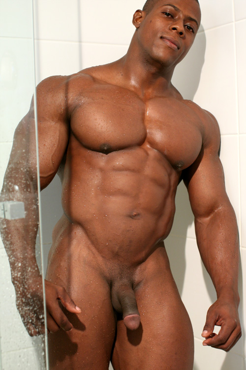 Pictures of big naked black men — photo 11