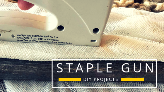 Staple-gun Projects