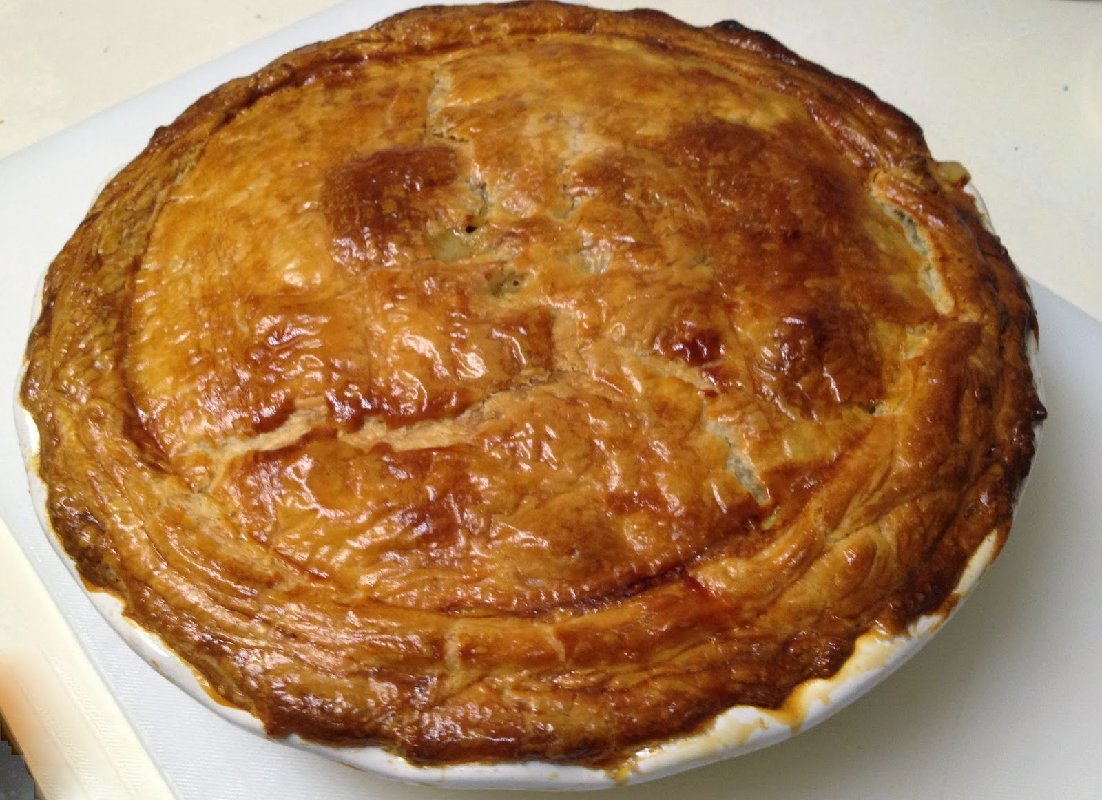 Ina Garten S Lobster Pot Pie And Just For Laughs One Woman Take On It