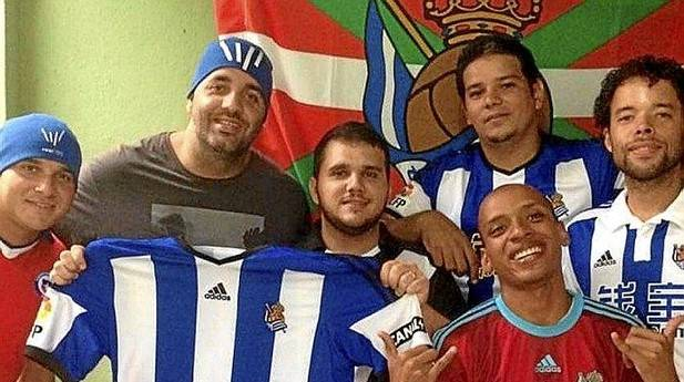 Boas vindas à Rio Erreala, nova torcida da Real Sociedad no Brasil!