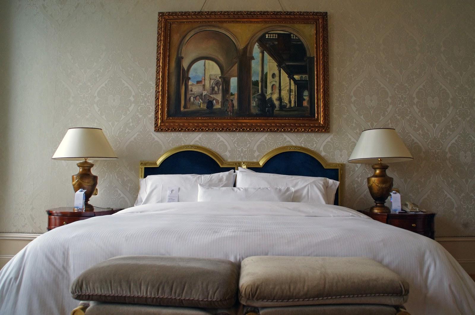 Westin Europa & Regina Venice heavenly bed