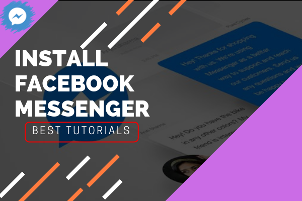 Install Facebook Messenger For Android<br/>