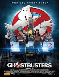 Pelicula Cazafantasmas 3 (Ghostbusters 3) (2016)