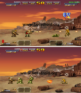 Metal Slug XX PPSSPP PSP Iso (Patch English) Android